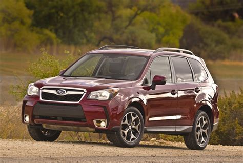 subaru forester 2014 msrp subaru details msrp for all new 2014 forester top news