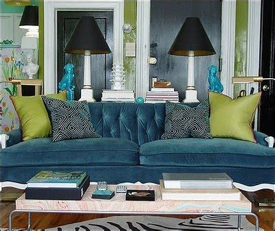 Peacock Inspired Living Room by Peacock Inspired Design Indulgences