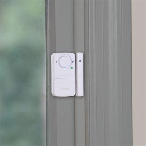 door and window alarms sabre window and door alarm sensor