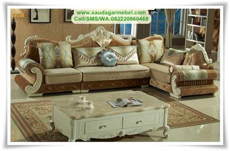 Kursi Tamu Leter L harga set kursi sofa sudut murah terbaru saudagar mebel
