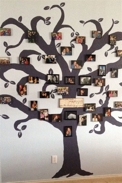 where to display family photos 17 best images about family tree displays on