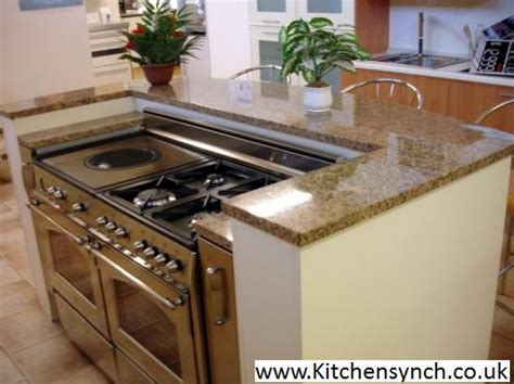 kitchen island with stove flickr photo sharing traditional kitchen with island and large range cooker