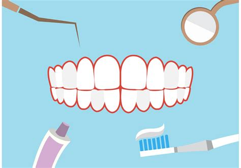 How To Check Dentist Background Dental Theme Background Free Vector Stock Graphics Images
