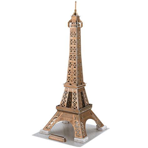 geschenkwichtel 3d puzzle eiffelturm - Eiffel Turm Serviettenringe