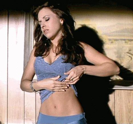 hi cortana do you wear panties 16 scantily clad lacey chabert gifs to make fetch happen