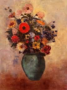 vase of flowers odilon redon wikiart org