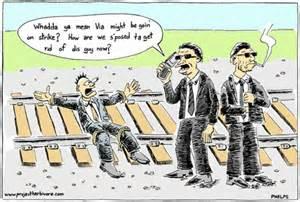 Via rail strike bad for waste business chrisd ca