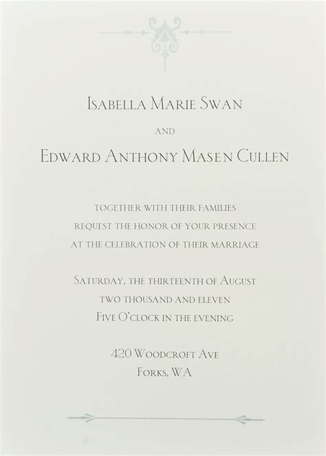 twilight wedding invitation card 25 best wedding card quotes on wedding card