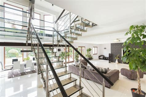 Decor Living Room by 21 Modern Stair Railing Design Ideas Pictures