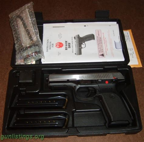 Ruger Sr9 With Extra Mag In Columbia Jeff City Missouri