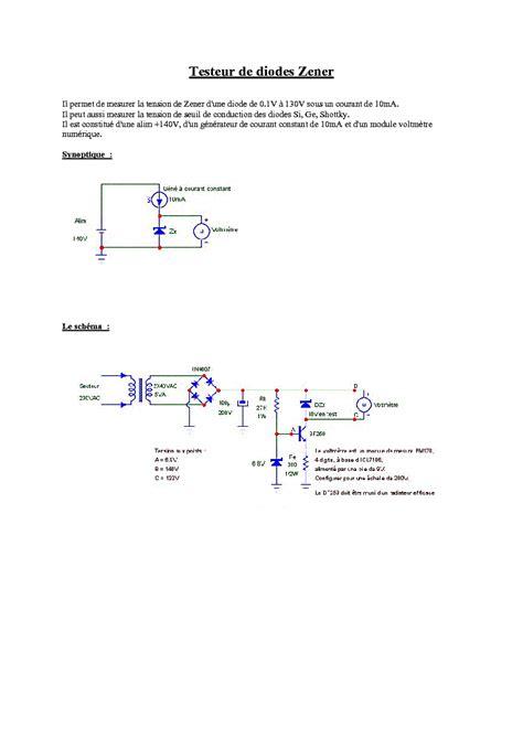 diodes zener pdf zener diode symbol images