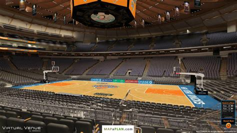msg section 119 madison square garden seating chart section 118 view