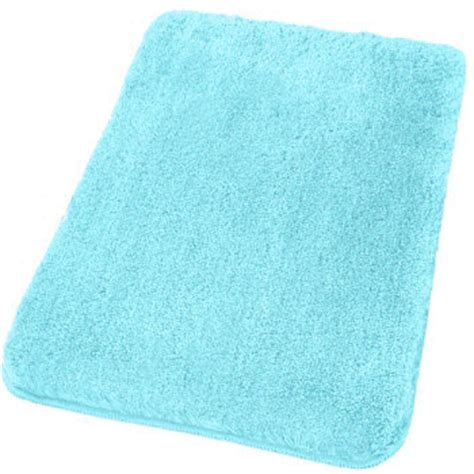 Aqua Bathroom Rugs Relax Plush Bath Rugs Large Bathroom Rugs
