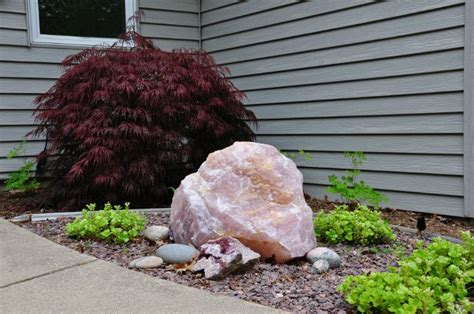 Landscape Rock Hayward Wi Portfolio Eco Harmony Landscape Design Llc