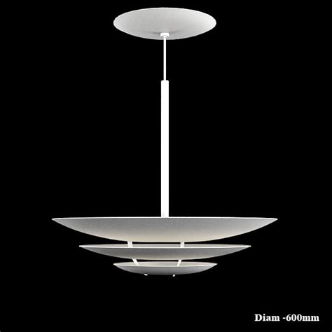 Indirect Lighting Fixtures Ceilings by Louis Poulsen Oslo 3d Max