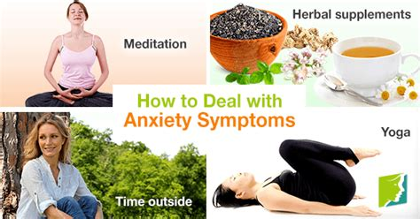 how to deal with anxiety symptoms 34 menopause symptoms