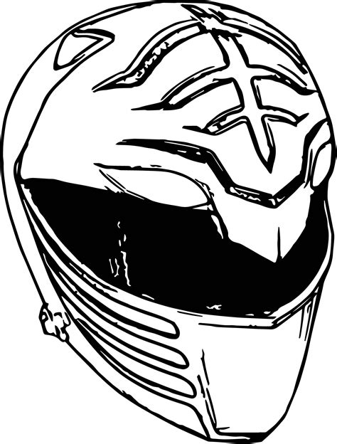 power rangers pirates coloring pages white power rangers head coloring page wecoloringpage