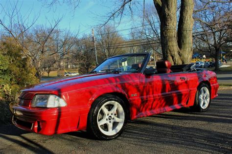 1987 ford mustang for sale 1987 ford mustang gt convertible for sale