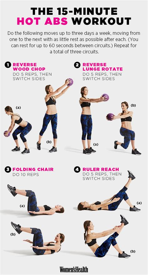 the best 15 minute workouts for 2015