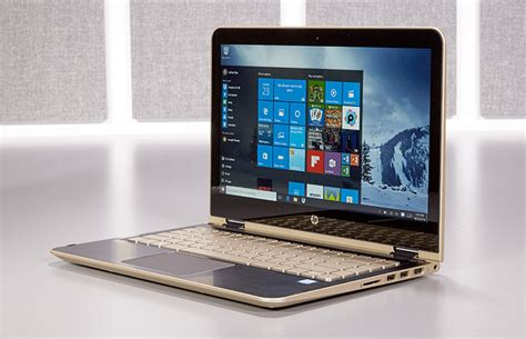 Hp Pavilion X360 Convertible 14 Ba004tx Gold hp pavilion x360 13 inch review and benchmarks