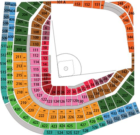 cubs stadium seating chart chicago cubs vs san francisco giants tickets 5 22 2017