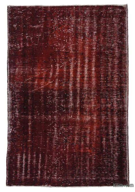 dyed rugs k0005725 dyed turkish vintage rug kilim rugs