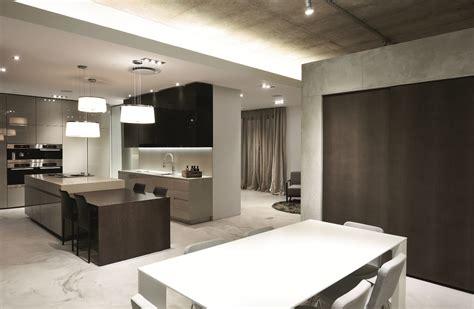 modern kitchen showroom new blu line showroom at design quarter