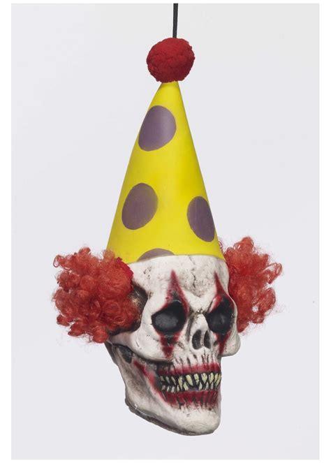 Clown Decorations by Hanging Clown Prop Decoration Decorations