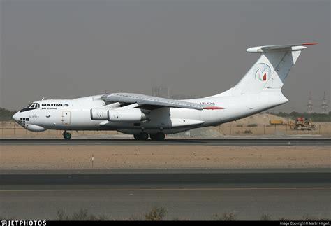 ur bxs ilyushin il td maximus air cargo experts air cargo martin hilgert jetphotos