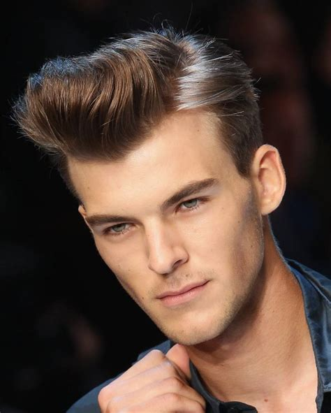 pompadour haircut mens men s hairstyles 2015 new hairstyle trends