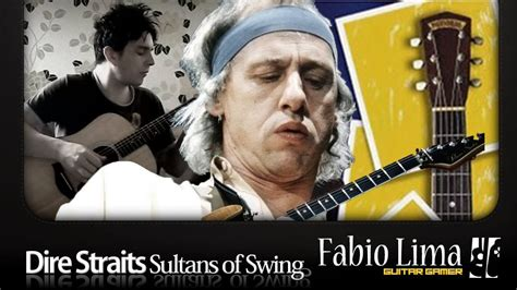 Sultans Of Swing Fingerstyle by Dire Straits Sultans Of Swing Meets Fabio Lima