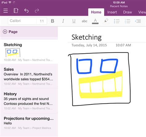 onenote app for android microsoft combines onenote for iphone and updates android app