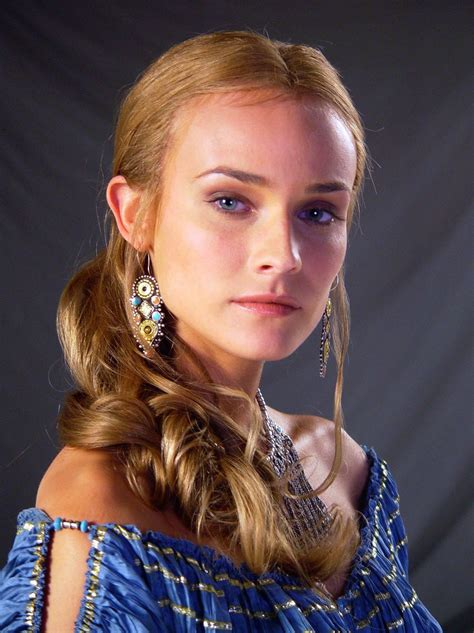Gamis Diana Black and diane kruger as helen