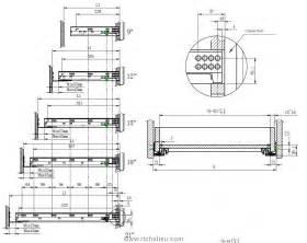 Kitchen Cabinet Drawers Slides drawer slides drawer slides measurements