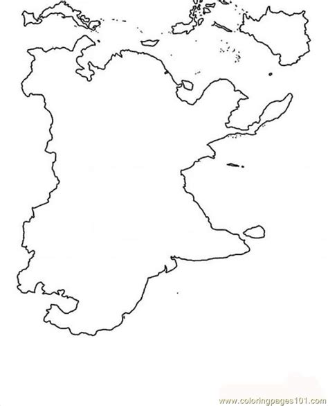 greek map coloring page coloring world map of greece coloring pages