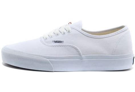 all white mens sneakers vans shoes all white authentic womens mens classic canvas