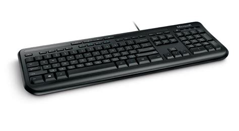 Microsoft Wired Keyboard 600 microsoft 600 wired keyboard anb 00025 shopping express