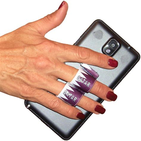 Phone Grip 2 loop phone grip qatar lazy comlazy