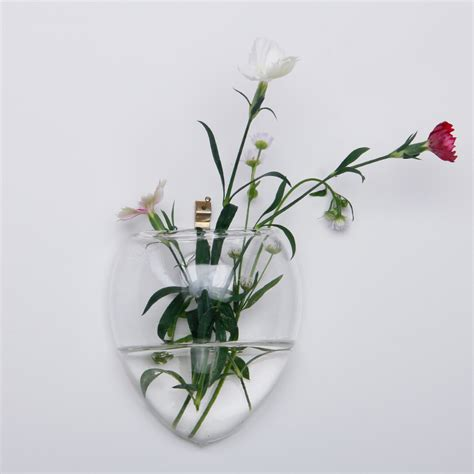 Glass Wall Vases For Flowers by Popular Glass Flower Pot Buy Cheap Glass Flower Pot Lots