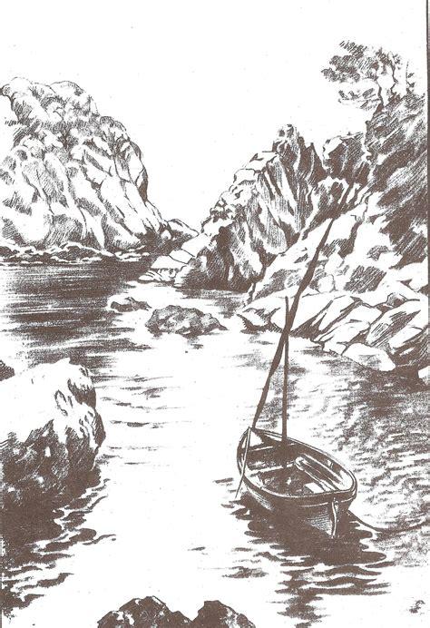 imagenes artisticas para pintar dibujos artisticos de paisajes imagui