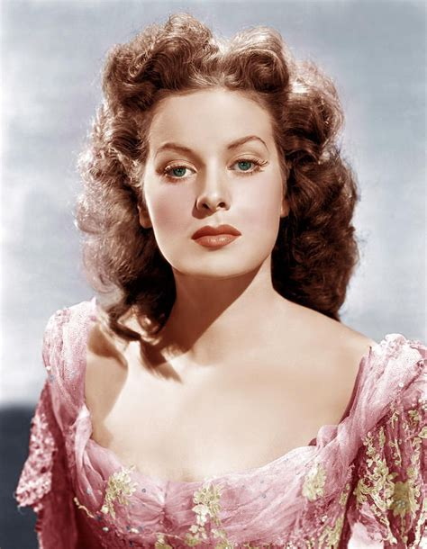 famous older actresses with red hair old hollywood films top five maureen o hara