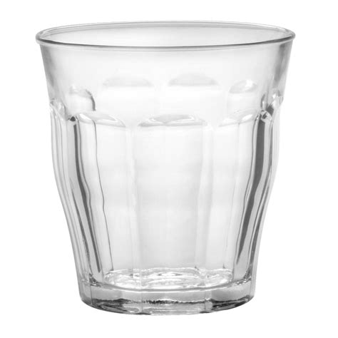 Duralex Picardie 310ml Set Of 6 duralex picardie tumblers set 310ml 6 per pack from ocado