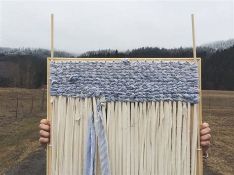 weaving rag rugs frame loom 1000 images about taaniko twined weaving on cloaks weaving patterns and new
