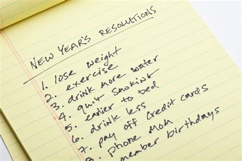 New Years Resolution Less Stress by Stress Of Meeting Your New Years Resolutions