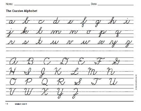 printable montessori cursive letters 25 best cursive images on pinterest