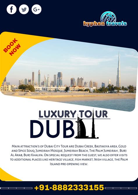 flyer design dubai exotic dubai tour and travel flyer template indiater