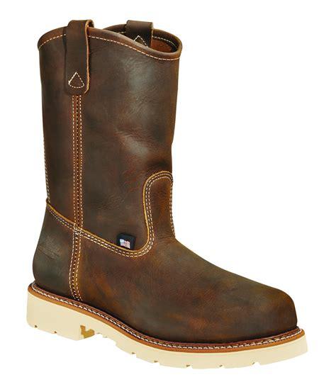 thorogood boots steel toe thorogood american heritage boots 804 4372