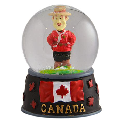 canada gifts canada souvenirs gifts 6cm snow globe royal canadian