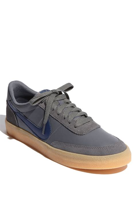 killshot 2 sneakers nike killshot 2 sneaker in gray for grey yellow