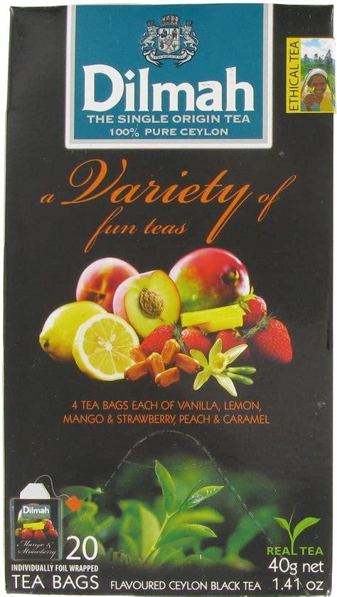 Dilmah Variety Of Tea fruit thee kopen internetwinkel
